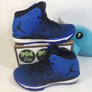 Nike Air Jordan 31 'Royal' Sz 6Y